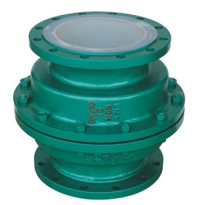 Lined Ball Type Check Valve