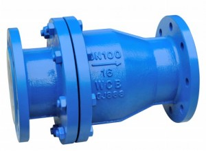 China Factory for Api 598 Soft Sealing Water Butterfly Valve -