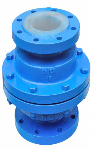 Lined Vertical Lift Check Valve Featured Image