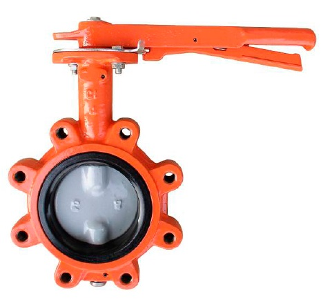 Lug Type Butterfly Valves-Long Neck-Model 30