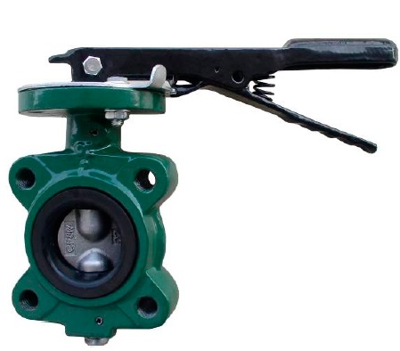 Lug Type Butterfly Valves-Short Neck-Model 20