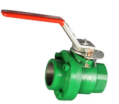 Oil Field Ball Valves-MQ1Z1