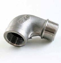 China Supplier Stainless Steel Casting 90 Degree Elbow -