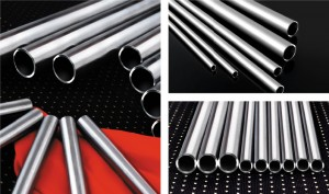 Seamless steel pipe for car, seamless steel pipe for structure