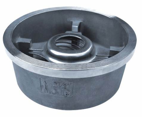 Single Disc Wafer Check Valves