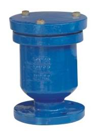Single Orifice Automatic Air Valves,Flanged End