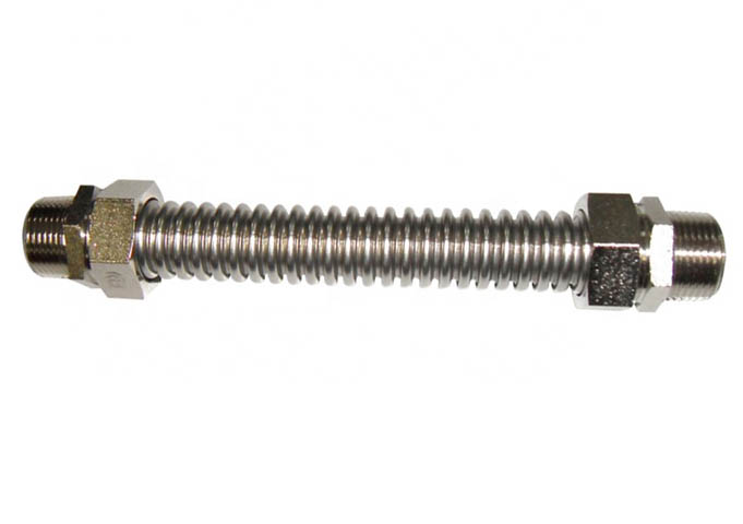 Stainless Steel Corrugated Flexible Hose Steel Braided Air Hose Featured Image
