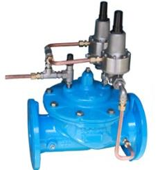 Surge Anticipator Valves