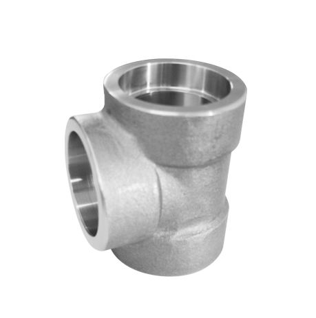 TEE-SOCKET WELDED