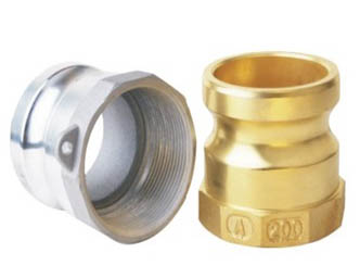 Camlock Couplings Type A