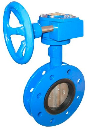 U-Section Wafer Type Butterfly Valves,F101,Stem with Pin