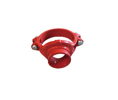 Original Factory Ductile Iron Grooved Pipe Fitting -