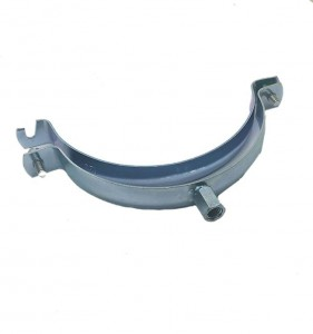 Ventilation Clamp Without Rubber