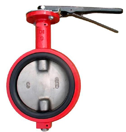 Wafer Type Butterfly Valves-Long Neck-Model 25