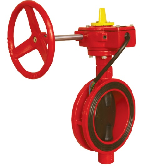 Wafer Type Butterfly Valves-UL FM Approval