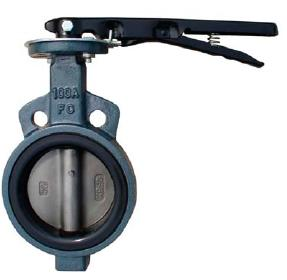 Wafer Type Butterfly Valves,F109,Stem with Pin Featured Image