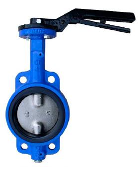Wafer Type Butterfly Valves,F201, Double Half Stem