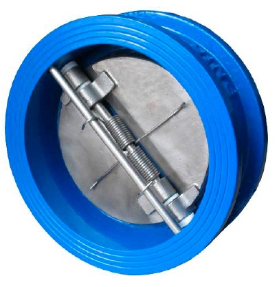 Wafer Type Dual Plate Check Valves-DIN