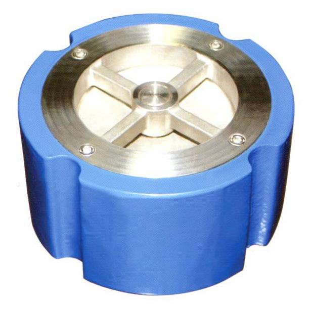 100% Original Factory Pvc Wafer Flap Check Valve Gate Valve -