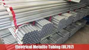 Electrical Metallic Tubing/ EMT Conduit