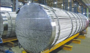 Heat exchanger seamless steel tube