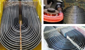 High (low) pressure heater tube