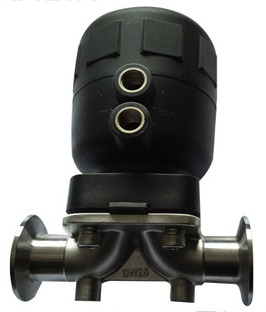 High reputation Pneumatic Diaphragm Angle Control Valve -