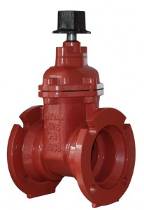 MJ+MJ/FL+MJ End NRS Resilient Seated Gate Valves-AWWA C515 UL FM