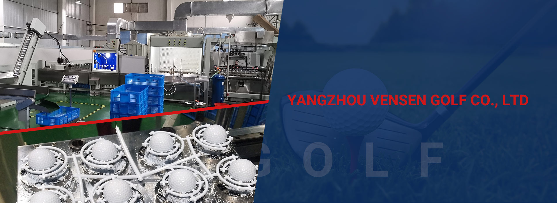 Yangzhou Vensen Golf Co., Ltd