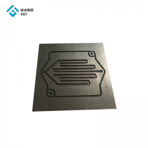 electrolytic graphite plate Bipolar Plate for Hydrogen Fuel Cell