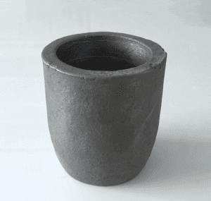 Clay graphite crucible otational Molding type