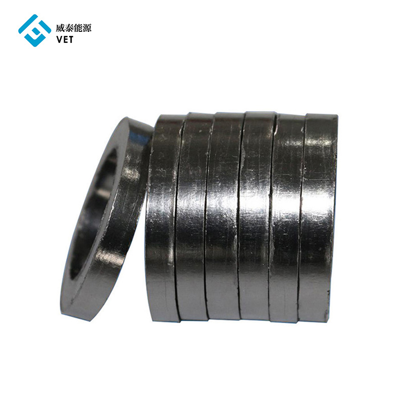 Self-lubricating Graphite Ring