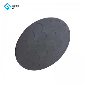 SiC coated process for graphite base