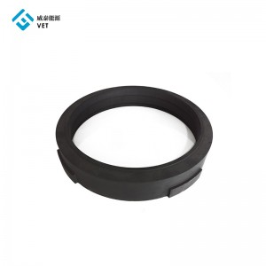 Carbon seal ring , Graphite Piston Rings for Rotary joint special seal