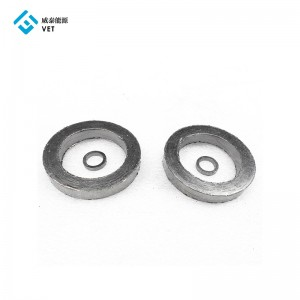 Flexible Graphite/Carbon sealing ring for valves, pump sealing rings
