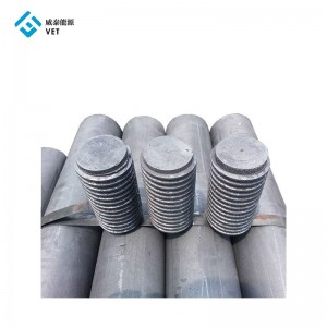 Good quality factory price graphite electrode 600mm
