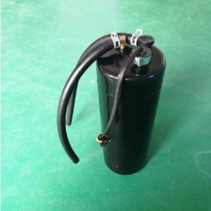 medical oxygen cylinder tanks bottle for ICU Ventilator with hose fittings