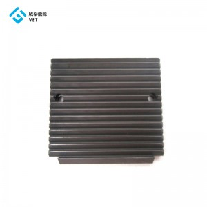 High Purity Graphite Mold Parts for Semiconductor Process