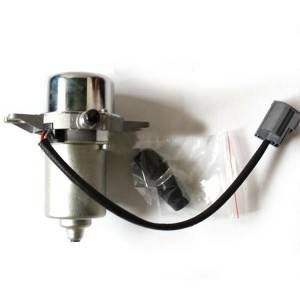 12V Electric Vacuum Pump, Power Brake Booster Pump,Auxiliary Assembly UP28 Auto Parts,Brake Vacuum Pump