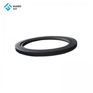 Hear resistant graphite ring, supply grinding graphite rings
