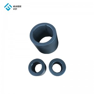 High Quality China Oxidation Resistant Carbon Graphite Bearings in Pharmaceutical Production Line