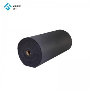 Soft Carbon Graphite Felt