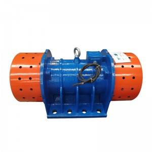 Vibration motor for cement production line
