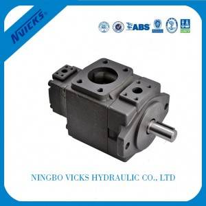 PV2R Series Double Vane Pump Yuken Hydraulic Oil Pump for Injection Machine