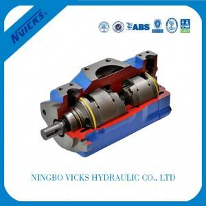 VQ Series Double Pump Vickers 3525VQ Vane Pump for Constraction Machinery