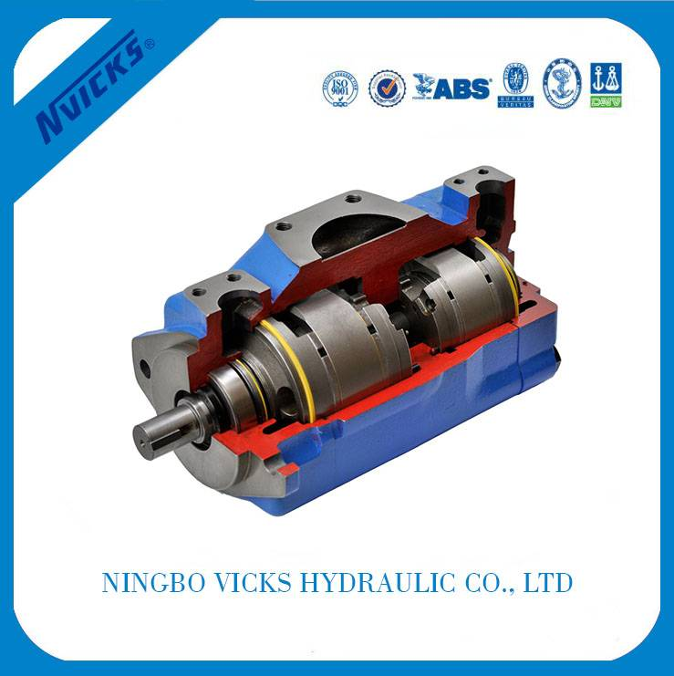 VQ Series Double Pump Featured Image