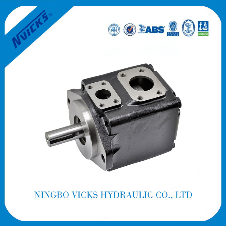 T6 Series Single Pump Hydraulic Vane Pump for Refining Machinery Featured Image