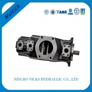 T6  Series Trible Hydraulic T6DCC T6EEC for Marine Vane Pump