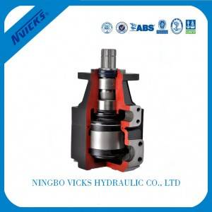 T6GC  Series Single Pump Vane Oil Pump for Street Sweeper