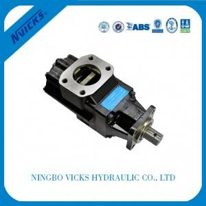 T6GCC   Series Double Pump Double Vane Pump for Truck